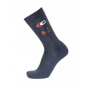 Arbeits-Socken TOP FLAME Short 3stk.