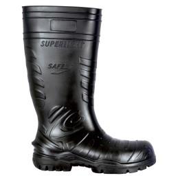 Arbeits-Stiefel SAFEST D.GREEN S5 CI SRC Schwarz