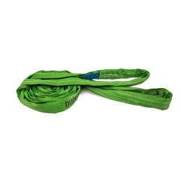 Einfachmantel Rundschlinge 2000kg, Grün