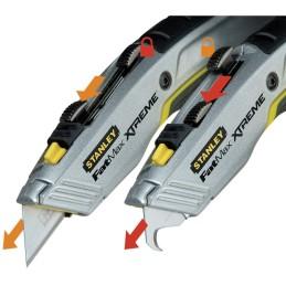 Messer 2 Einzieh. Klingenfatmax Extreme Twin Blade