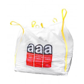 Big Bag Asbest XL 110x110x115cm PACK(5,10,30,50,100,1000stk)