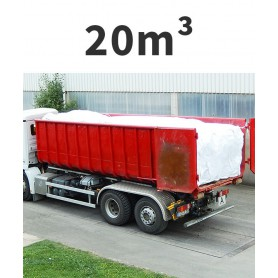 Containerbag Asbest/Mineralwolle, 20m³ PACK(5,10,30,50,100,1000stk)