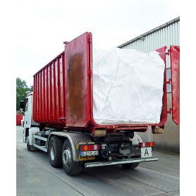 Containerbag Asbest/Mineralwolle, 40m³ PACK(5,10,30,50,100,1000stk)