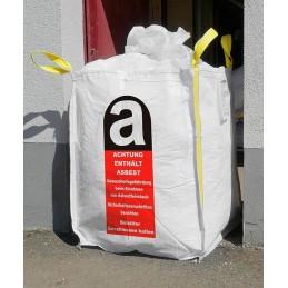 Mini Big Bag Asbest 70x70x90cm PACK(5,10,30,50,100,1000stk)