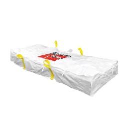 Plattenbag Asbest XL, 260x125x45cm PACK(5,10,30,50,100,1000stk)