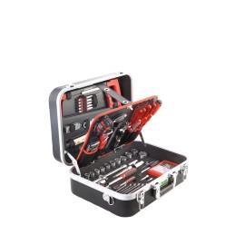 ABS Werkzeugkoffer, 165-tlg