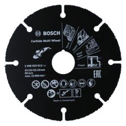 Bosch Carbide Multi Wheel Trennscheiben 100'er pack
