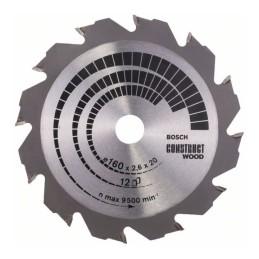 Bosch Construct Wood Kreissägeblätter