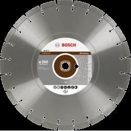 Bosch Diamanttrennscheiben Best for Abrasive Segm. 12 mm