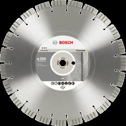 Bosch Diamanttrennscheiben Best for Concrete Segm. 15 mm