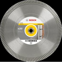 Bosch Diamanttrennscheiben Best for Universal Turbo Segm. 12 mm