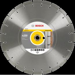 Bosch Diamanttrennscheiben Expert for Universal Segm. 12 mm