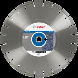 Bosch Diamanttrennscheiben Standard for Stone Segm. 10 mm