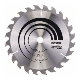 Bosch Optiline Wood Kreissägeblätter