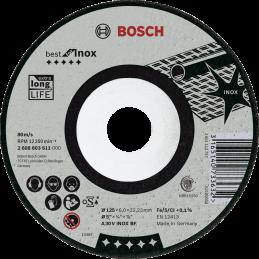 Bosch Schruppscheibe Best for Inox