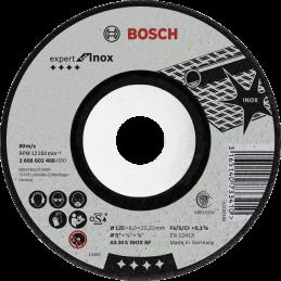 Bosch Schruppscheibe Expert for Inox