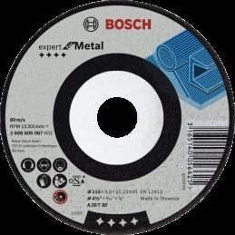 Bosch Schruppscheibe Expert for Metal