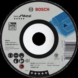 Bosch Schruppscheiben Best for Metal