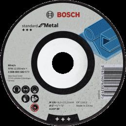 Bosch Schruppscheiben Standard for Metal