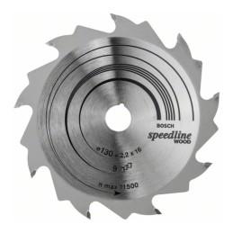Bosch Speedline Wood Kreissägeblätter
