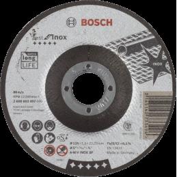 Bosch Trennscheiben Best for Inox 100'er pack