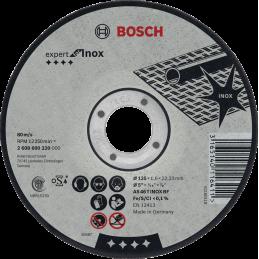Bosch Trennscheiben Expert for Inox 100'er pack