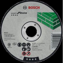 Bosch Trennscheiben Expert for Stone 100'er pack