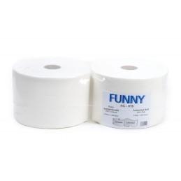 Funny Industriepapierrollen 3000 Blatt,2-lagig
