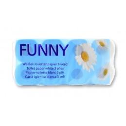 Funny Motivgeprägtes Toilettenpapier 96 Rollen,3-lagig