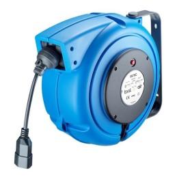 Kabelrolle 230 Volt, 1800 W, 15 M X 3X1.5 Mm2, Mit Autom. Rückzug