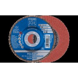 POLIFAN-Fächerscheiben Leistungs-Linie SG A-COOL SG INOX + ALU Flache Ausführung PFF 10er pack