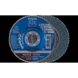 POLIFAN-Fächerscheiben Leistungs-Linie SG Z SG POWER STEELOX Konische Ausführung PFC 10er pack