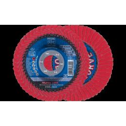 POLIFAN-Fächerscheiben Spezial-Linie SGP CO SGP CURVE STEELOX Radiale Ausführung PFR 10er pack
