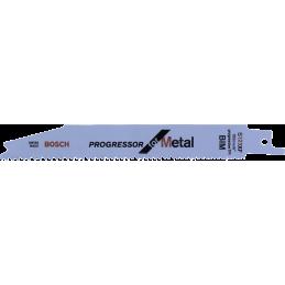 S 123 XF Progressor for Metal Säbelsägeblätter PACK