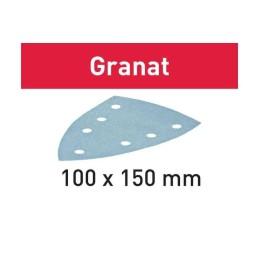 Schleifblatt STF DELTA/7 Granat 100 x 150 mm