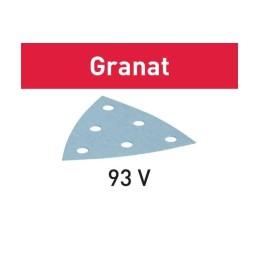 Schleifblatt STF DELTA/7 Granat 93 V