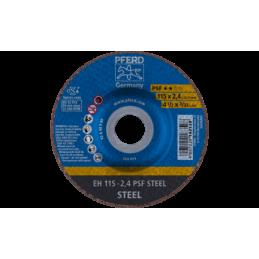 Trennscheiben Universal-Linie PSF PSF STEEL Gekröpfte Ausführung EH (Form 42) 25er pack